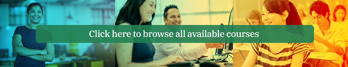 Click here to browse all available courses