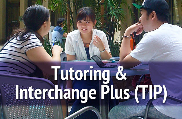 Tutoring and Interchange Plus (TIP)